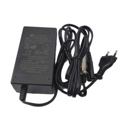Cargador bateria litio 36v