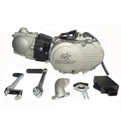 Motor zs90cc semi-automatico