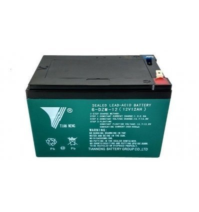 Bateria patinetes 6-DZM-12 SEMINUEVA