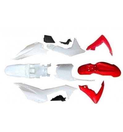 Plasticos crf110 junior