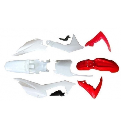 Plasticos completos crf110