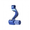 Palanca cambio zs190 cnc azul