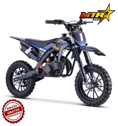 Malcor minicros XZ 2T 2016 AZUL