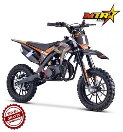 Malcor minicros XZ 2018 2T NARANJA
