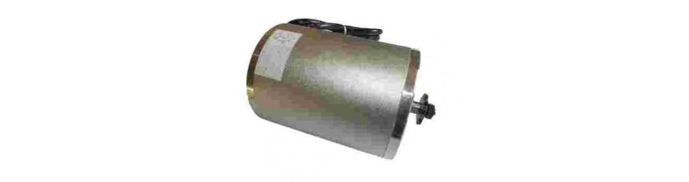 Recambios motores y partes eléctricas
